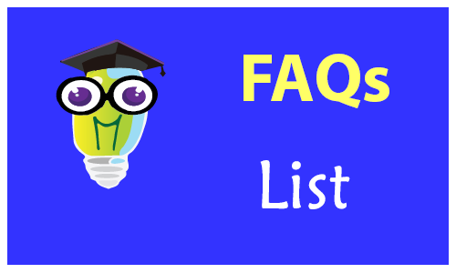 LearnQIC Frequency Asked Questions - FAQs