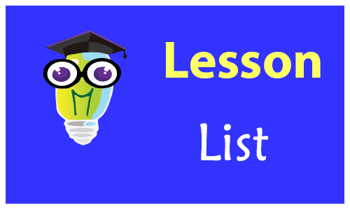 Book Marketing for Authors Course Lesson List