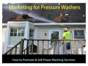 Marketing for Pressure Washers