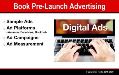 Book Pre-Launch Advertising