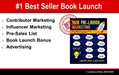 Book Pre-Launch Marketing Bestseller Status